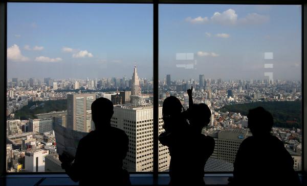 Foto: ©Archivo Efe/Kimimasa Mayama