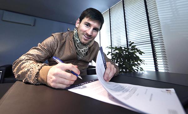 Foto: © Archivo Efe/FC Barcelona