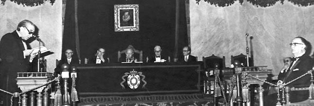Foto: Academia Española. FdV