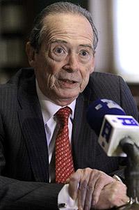 Jose Manuel Blecua, director de la Real Academia Española. Foto: ©Agencia Efe/Ángle Díaz