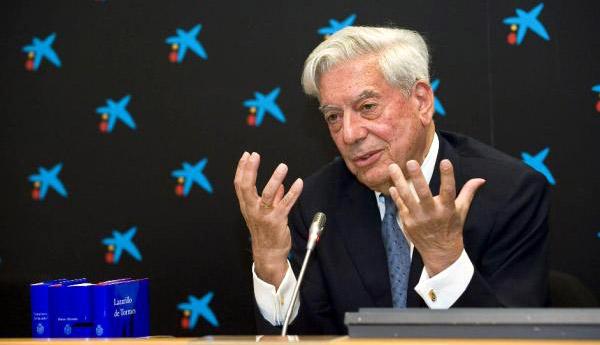 Mario Vargas Llosa. Foto: © Agencia Efe/Mauricio Skrycky