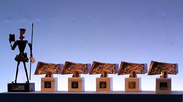 Premios Internacionales de Periodismo Rey de España. Foto: ©Archivo Efe/Javier Lizón