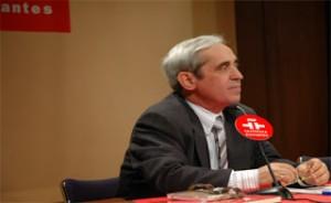 Leonardo Gómez Torrego . Foto: Instituto Cervantes