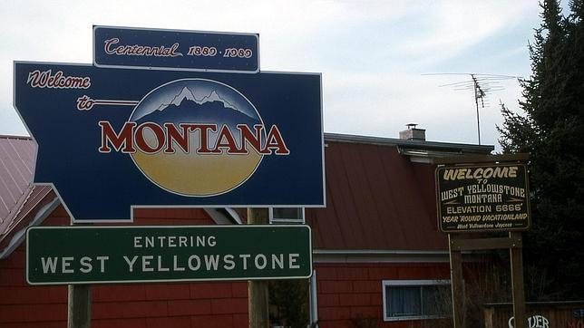El estado de Montana adoptó su nombre actual en 1864