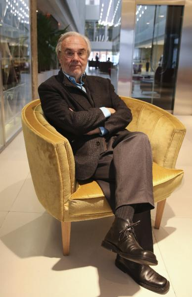 Manuel Gutiérrez Aragón, nuevo académico de la Lengua. Foto: ©Efe/Ballesteros
