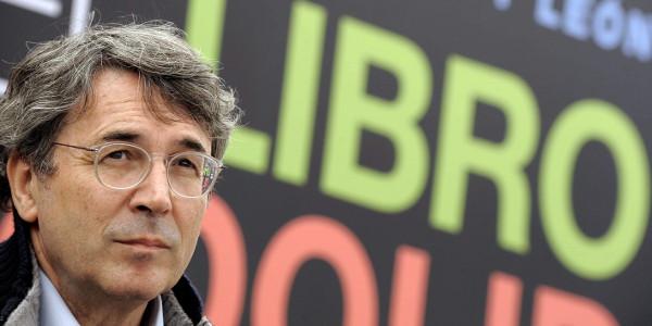 Andrés Trapiello,  en la 45 Feria del Libro de Valladolid. Foto: ©Efe/Nacho Gallego