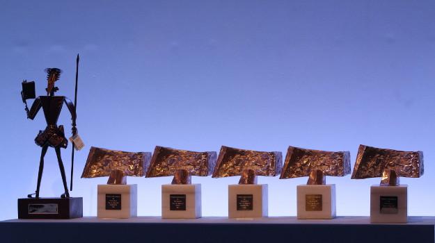 Premios Internacionales de Periodismo Rey de España y el premio «Don Quijote de periodismo», que conceden la Agencia Efe y la Agencia Española de Cooperación Internacional para el Desarrollo (AECID). ©Agencia Efe/Javier Lizón