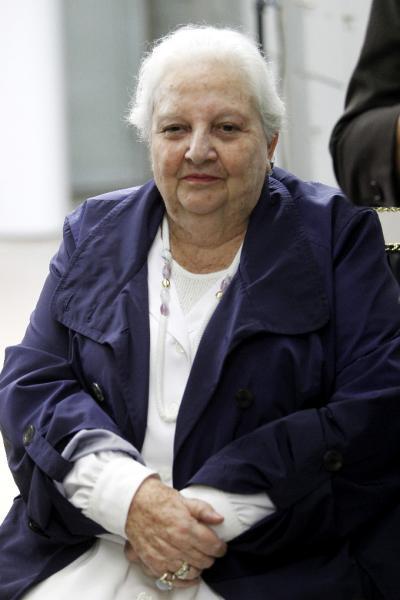 Fotografía de archivo, del 21/03/2011, de la prestigiosa agente literaria Carmen Balcells.  EFE/Archivo/Ángel Díaz