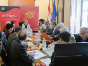 Reunión del consejo científico de Cilengua. Foto: ©Cilengua