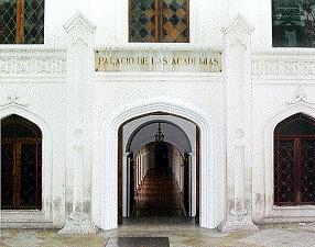 Sede de la Academia Venezolana de la Lengua