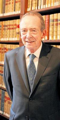 José Manuel Blecua. (Foto: Adrián Sack)