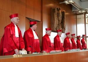 Miembros del segundo senado del Tribunal Constitucional alemán