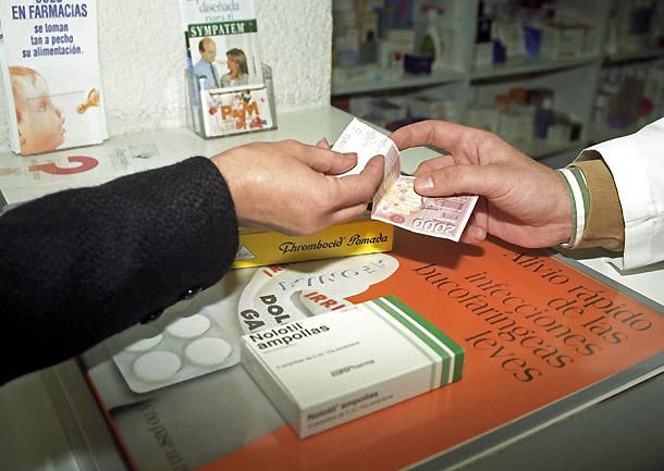 Carcedo quiere eliminar el copago de medicamentos a las rentas bajas