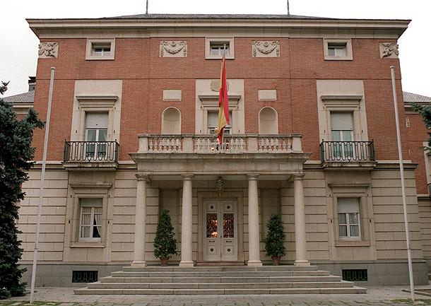 La moncloa y la zarzuela se escriben con art culo for Sede de la presidencia de la comunidad de madrid