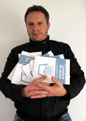 Ramón Alemán, autor del blog 'Lavadora de textos'.