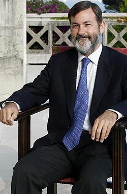Rafael Rodríguez-Ponga. Foto: ©Agencia Efe/Esteban Cobo