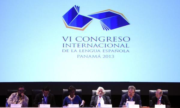 Clausura del VI Congreso Internacional de la Lengua Española. © EFE/Alejandro Bolívar