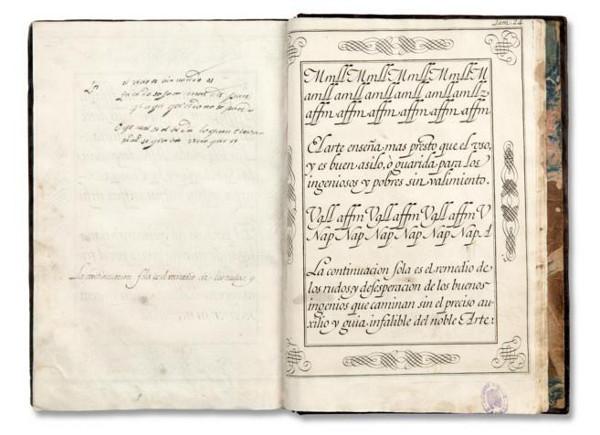Tipografia Española, procedente de la Imprenta Real.