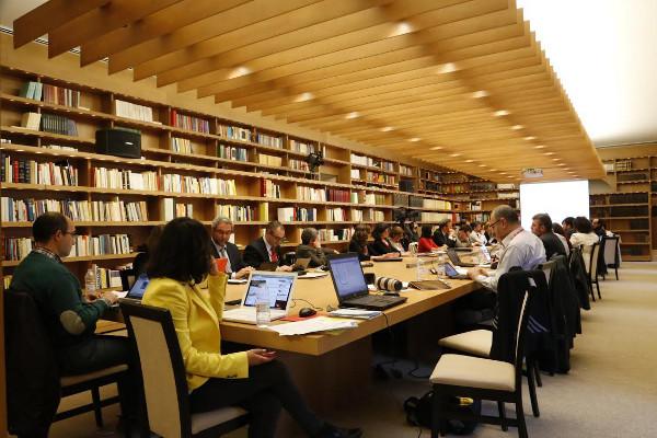 Vista general de los asistentes al seminario. Foto: ©Judith González