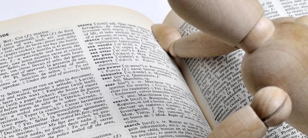 Ante la duda, mejor consultar el diccionario. (iStock)