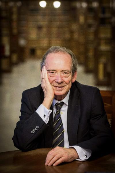 El director de la Real Academia Española, José Manuel Blecua.