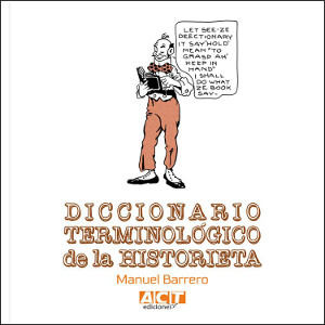 Portada del diccionario. Foto: ©Tebeosfera.com