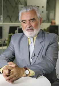 Darío Villanueva ©Agencia Efe/Ballesteos