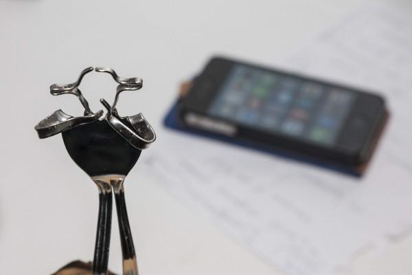 Aplicación «Yo Silvo» para dispositivos móviles. Foto: ©Archivo Efe/Ángel Medina G.