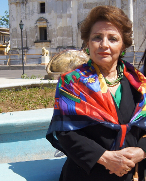 Nydia Palacios. Foto: ©Arnulfo Agüero