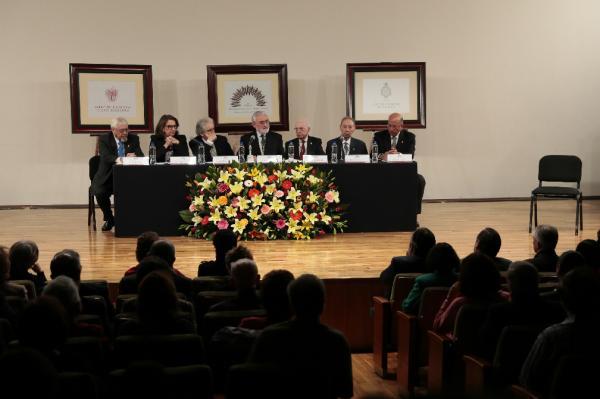 Vista general de la inauguración del XV Congreso de la Asociación de Academias de la Lengua Española (Asale) en Ciudad de México (México).Foto: ©Efe/José Méndez