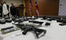 bump stock, acelerador de armas, modificador de disparos