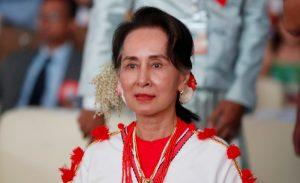 Foto: ©Archivo EFE/Nyein Chan Naing